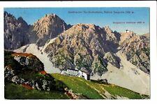 CPA - Carte Postale - Autriche- Innabrucker Nordkettbahn station Seegrube-1934