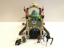 Lego Star Wars 4480 Jabba's Palast Vollständig mit Anleitung Palace