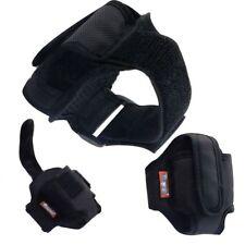 Wrist Case Holder Black fits Zte Z233