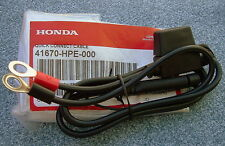 HONDA GENERATOR STARTING BATTERY CHARGING CORD 12v EU7000is EU3000 41670-HPE-000