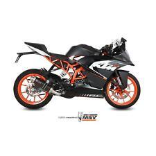 MIVV-Auspuff KTM RC 125 Bj.ab 2014 (GP,Carbon,Motorrad)