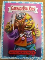 Garbage Pail Kids Mini Cards 2013 Base Card 2a NATE Inflate