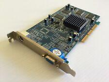 Tarjeta Gráfica AGP  ATI Radeon 7000 VE Family M100-A1P-64M VGA + TV-Out