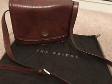 the bridge leather bag