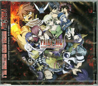 OST-FAIRY TAIL ORIGINAL SOUND COLLECTION VOL.2-JAPAN 2 CD H02