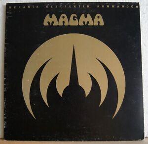 MAGMA > MEKANÏC DESTRUKTÏW KOMMANDÖH > LP Fr