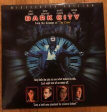 Dark City-1998(Laserdisc)**OOP**Kiefer Sutherland,Jennifer Connelly,Alex Proyas