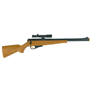 Toy Bolt-Action Rifle Realistic Sounds Ejects and Cycles Play Ammo Kids Gift