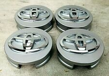 ,Set of 4 FOR Toyota Camry Avalon 42603-06080 Wheel Center Hubcaps 62MM / 2.5""
