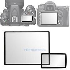 LCD Screen Protector Rigid Optical PC Cover Glass Film for Nikon D90 DSLR Camera