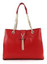 VALENTINO Diva Lady Handbag Tasche Schultertasche Handtasche Rot Rosso Damen Neu