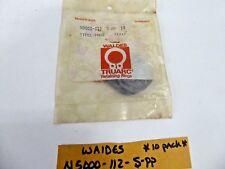 Waldes N5000-112-S-PP Retaining Ring Snap Ring (Pack of 10)