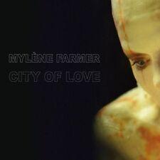 "MYLENE FARMER   CITY OF LOVE LIMITED 12"" SINGLE"