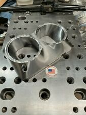 T6 Turbo Transition Flange Dual 2.5""