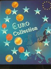Album / Raccoglitore con inserti per Monete Euro 23 Paesi ANDORRA + ALTRO