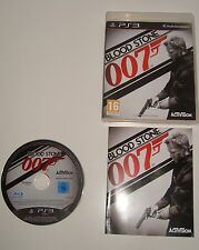 JEU SONY PLAYSTATION 3 PS3 BLOOD STONE 007 COMPLET
