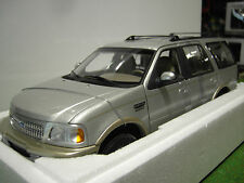 FORD EXPEDITION EDDIE BAUER Version gr 1/18 UT model 22714 voiture miniature 4x4