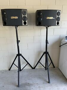 BMB CSD-2000 (PAIR) With Stands