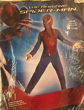 Child's Marvel Spiderman Halloween Costume Size 7/8 NIP