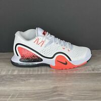 Nike Court Tech Challenge 20 Hot Lava HC Tennis Shoes BQ0234 100 Mens Size 9.5
