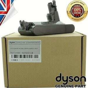 Dyson V10 SV12 Handheld Vacuum Cleaner GENUINE Battery Power Pack & Screws 96935