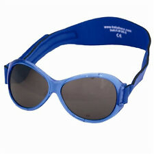 Baby Banz Retro Sunglasses -Pacific Blue Ages 0-2  New