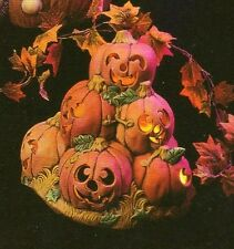 ~Donas Ceramic Bisque Pumpkin Stack Ready to Paint~