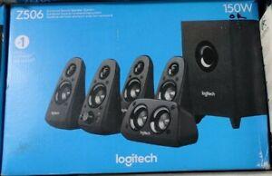 Logitech Z506 5.1 PC Lautsprecher / Gebraucht