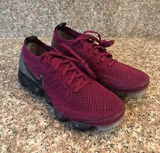 Nike W Air Vapormax Flyknit 2 Fuchsia 942843-603 Raspberry Red/berry Shoes Sz 7