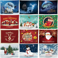 Christmas Decoration Tapestry Bedroom Living Room Wall Hanging Tapestry Decor