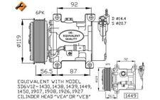 NRF Kompressor 12V Für PEUGEOT 206 307 32227