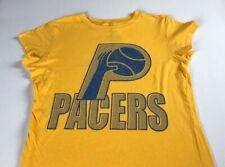 Indiana Pacers T-Shirt Womens SZ S/M Retro Look Lightweight NBA Basketball Tee