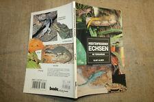Fachbuch Terrarium Insektenfressende Echsen, Ernährung, Haltung, Aufzucht, Gecko