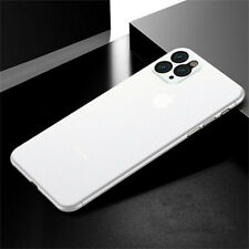 Shockproof Ultra Thin Matte Frosted Hard Back Case Cover For iPhone 11 Pro Max