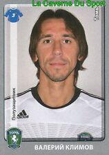 395 VALERIY KLIMOV FK.TOM TOMSK STICKER PANINI RUSSIA LEAGUE 2012