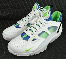 the best attitude 7f63b 079c8 Nike Air Trainer Huarache Low Mens (9 D(M) US, White