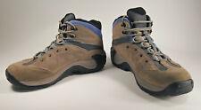 Hi-Tec Women Shoe 10 Footloose Hiking Trail Boot Outdoor Sport Fitness Sneaker