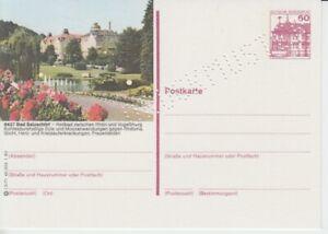 P 138 Picture Postcard Hot Bad Salzschlirf