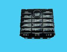 Genuine Nokia Asha 301 front keypad Black