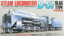 Arii 356050 Japanese Steam Locomotive Type D51 1/50 scale kit (Microace)