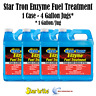 Star Brite Star Tron Enzyme Fuel Treatment 4 Gallons Treats 8192 Gallons of Gas