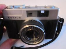 KONICA EE MATIC CAMERA WITH THE ORIGINAL CASE - TUB C