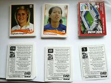Panini Women's World Cup 2011 WM 11 Sticker Nummer Nr. aussuchen mint WC