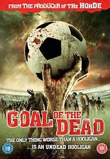 Goal of the Dead - DVD NEW & SEALED (Zombie Horror)