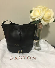 Oroton Mini Bucket Bag
