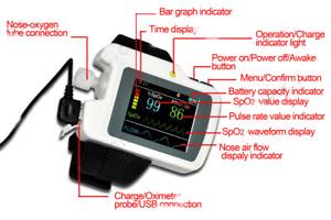 CONTEC Sleep apnea monitor SpO2 Monitor respiration Wrist-equipment Wrist watch