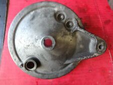 Honda Shadow VT 600 Off 1992 VT600 rear brake backing drum