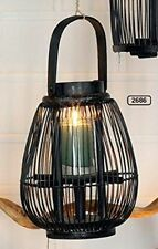 Wooden Candle Lanterns