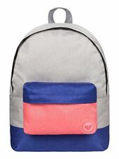 ROXY WOMENS/GIRLS RUCKSACK/BACKPACK BAG.SUGAR BABY COLOUR BLOCK .16L 7S/405/MCZO