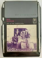 NOS Jay And The American Wax Museum 8 Track Stereo Tape SEALED